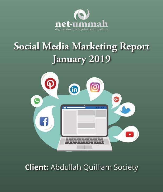 Social Media Report for the Abdullah Quilliam Mosque