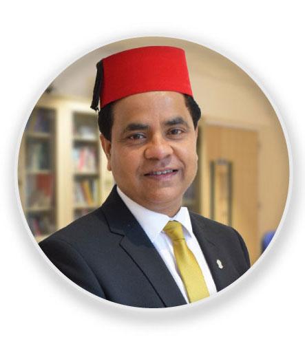 Mumim Khan - CEO of England's First Mosque