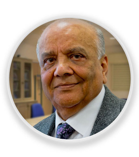 Sarfraz Ali - President Pakistan Association of Liverpool